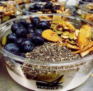 A Market Organic Yogurt Bowl