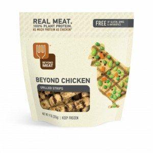 Chinese Vegan Chicken Salad