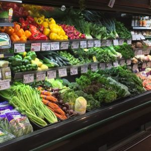 A Market Organic Produce