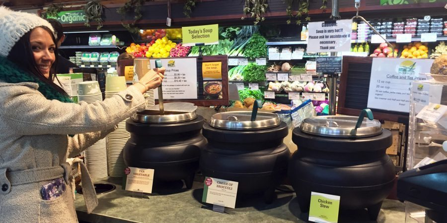 Healthy Prepared Foods