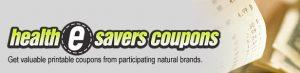 health e saver coupons