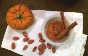 Healthy Halloween: Brightening & Moisturizing Pumpkin Mask