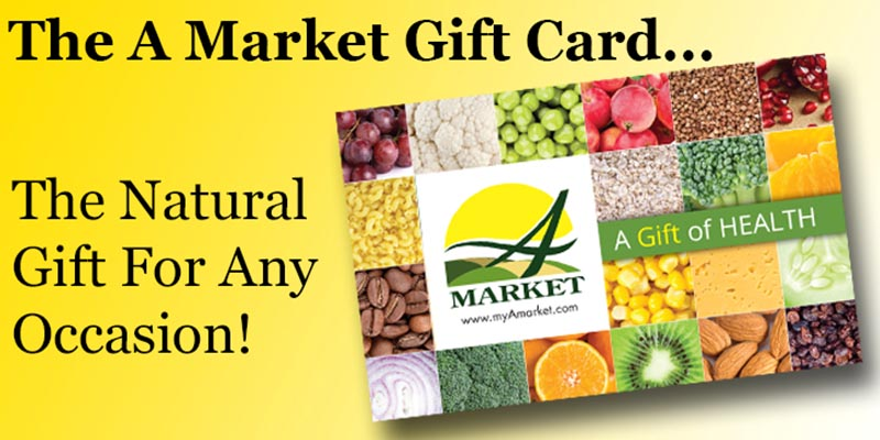 A Market Natural Foods - Think Healthy
