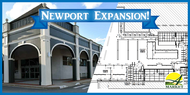 Newport Expansion Coming Soon.