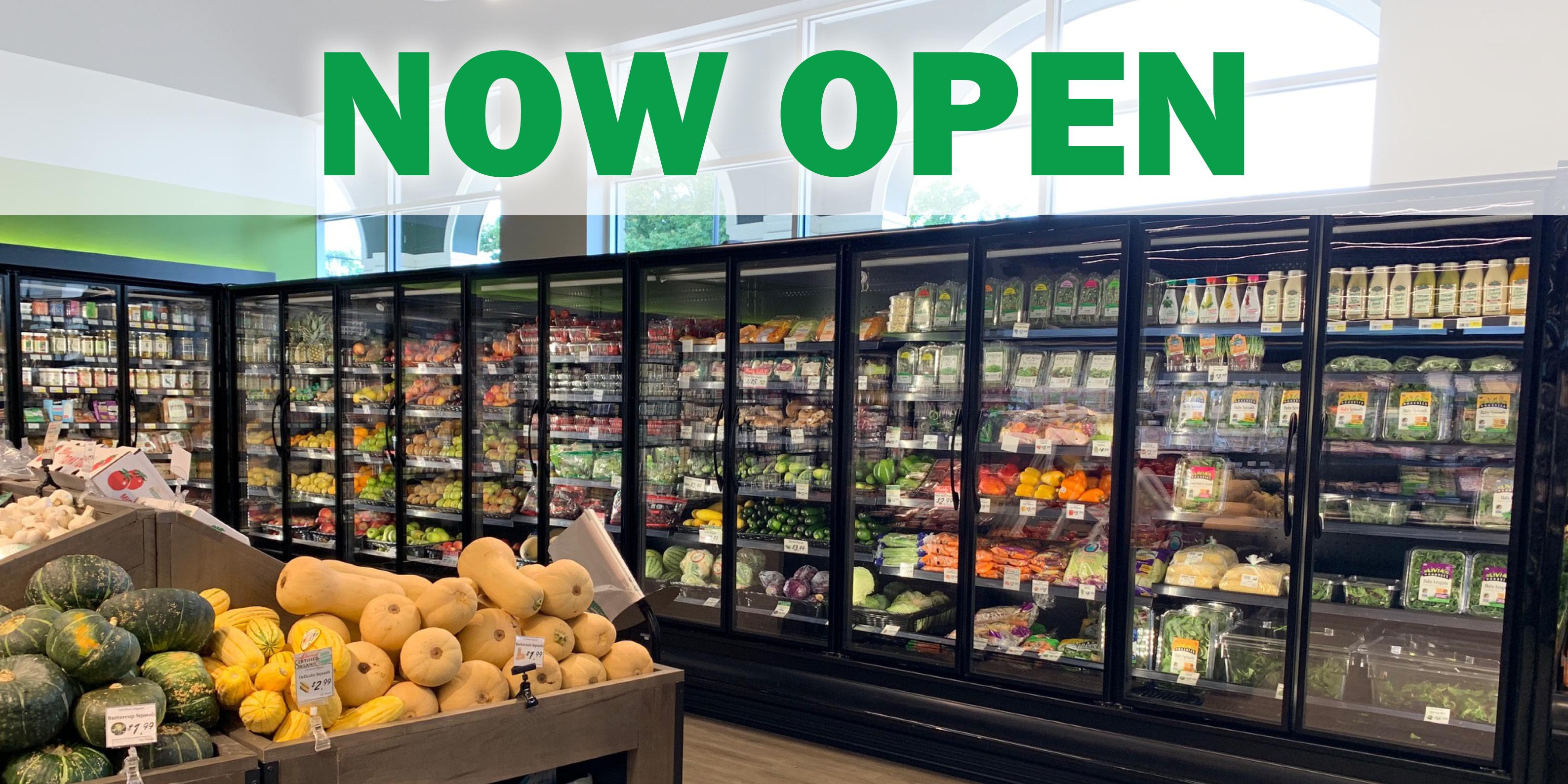 Keenwah now open!