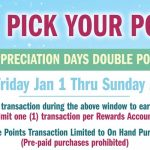 Pick Your Points Winter January 2021 Web Slide