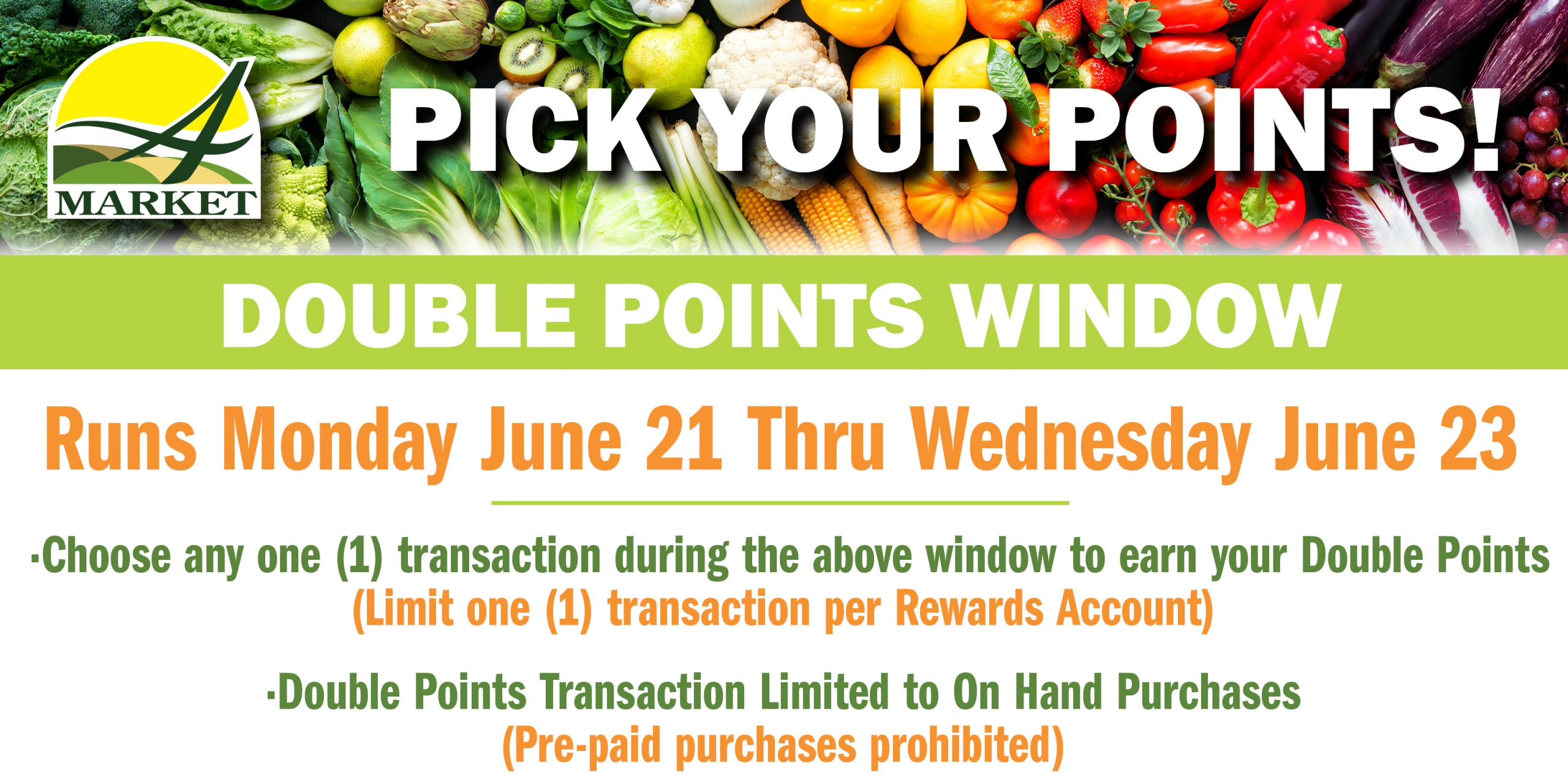 Pick your Points!